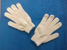 """Перчатки белые,  7 кл. """"АРКТИКА (-)"""""""