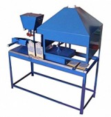Станок для нанесения ПВХ покрытия на рабочие перчатки (ручной) ППМ-1-М2