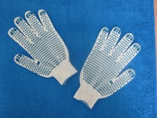 """Перчатки белые, 10 кл. """"СТАНДАРТ"""""""