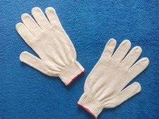 """Перчатки белые, 10 кл. """"СТАНДАРТ (-)"""""""