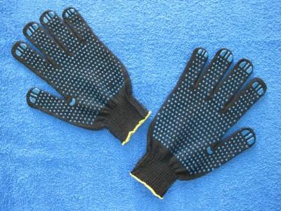 """Перчатки черные, 10 кл. """"СТАНДАРТ"""""""