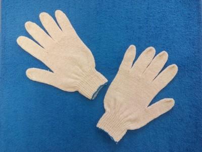 """Перчатки белые, 7 кл. """"ВЕСНА (-)"""""""