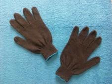 """Перчатки черные, 7 кл. """"ЗИМА"""" (-)"""